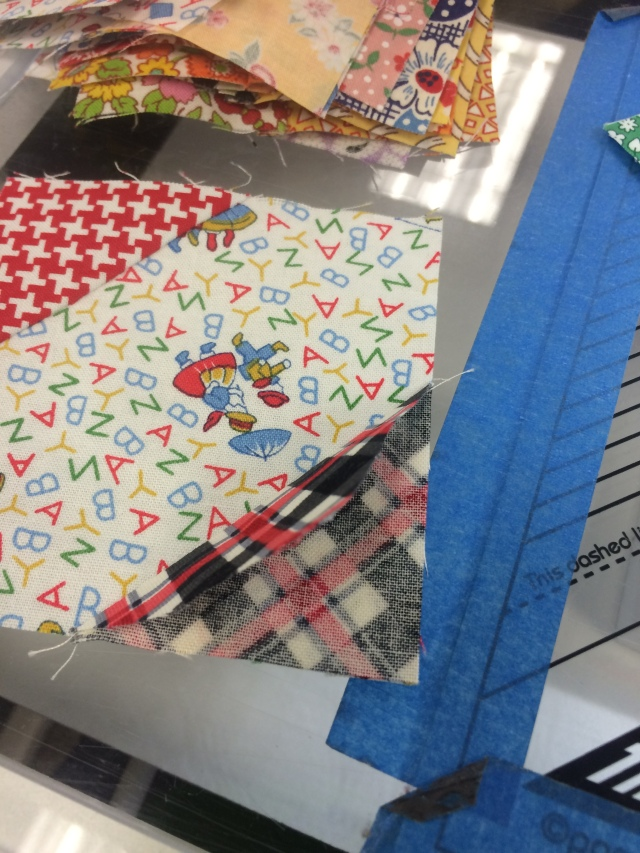 flip and sew
