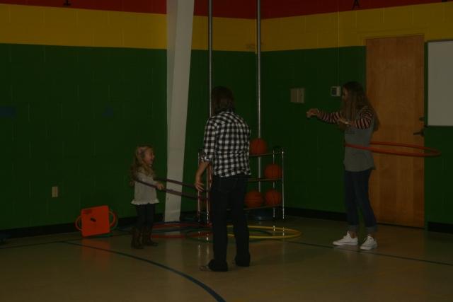 Hula Hoop time