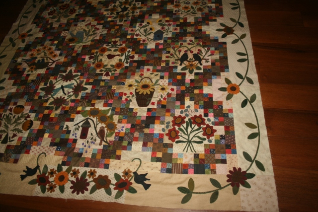 another view of the quilt