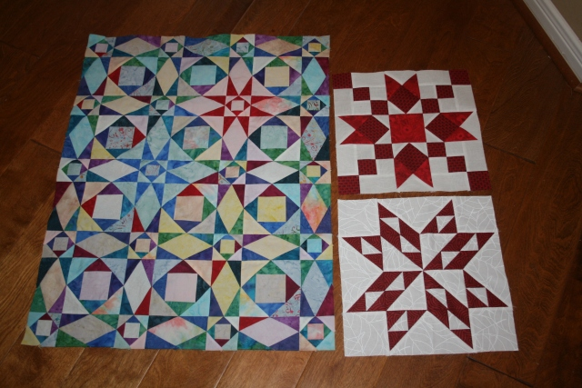 my finished projects