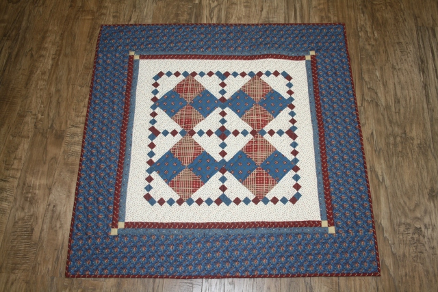 this was Ambrosia pattern by Kaye England done in 2011