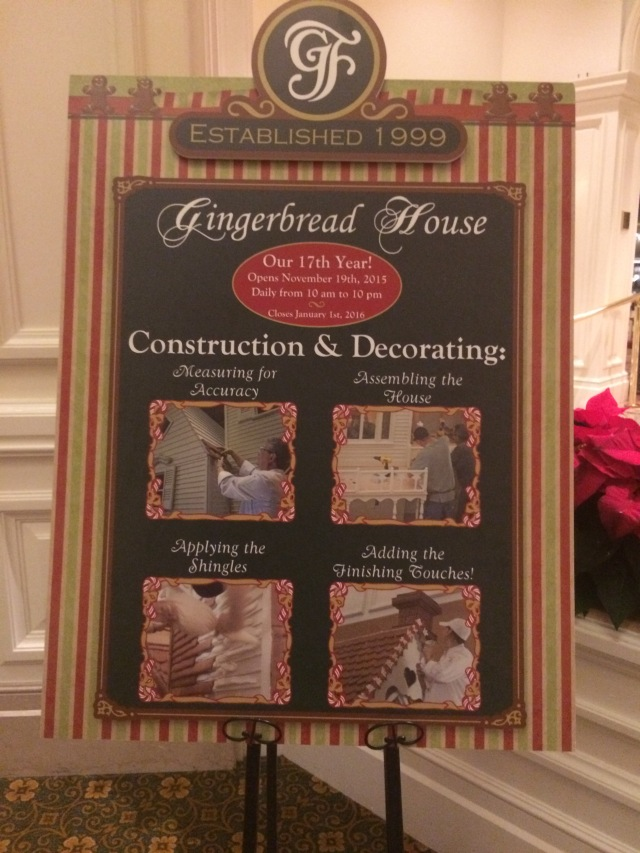 gingerbread house info