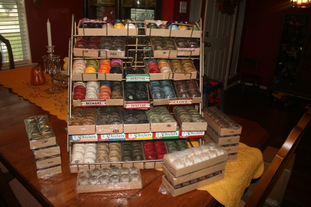 Valdani threads now at the shop