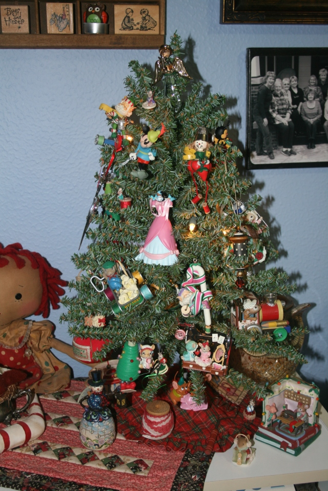 my sewing tree