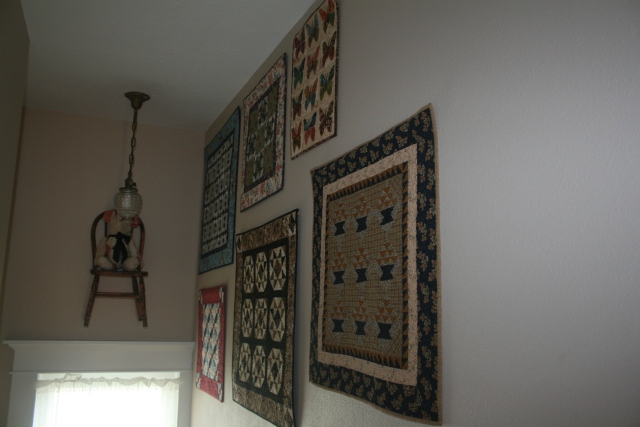 pictures of our small quilts