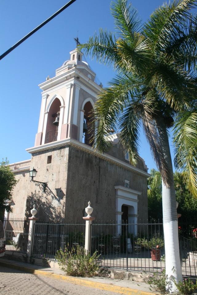 their church in El Quelite