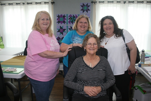 4 new quilters