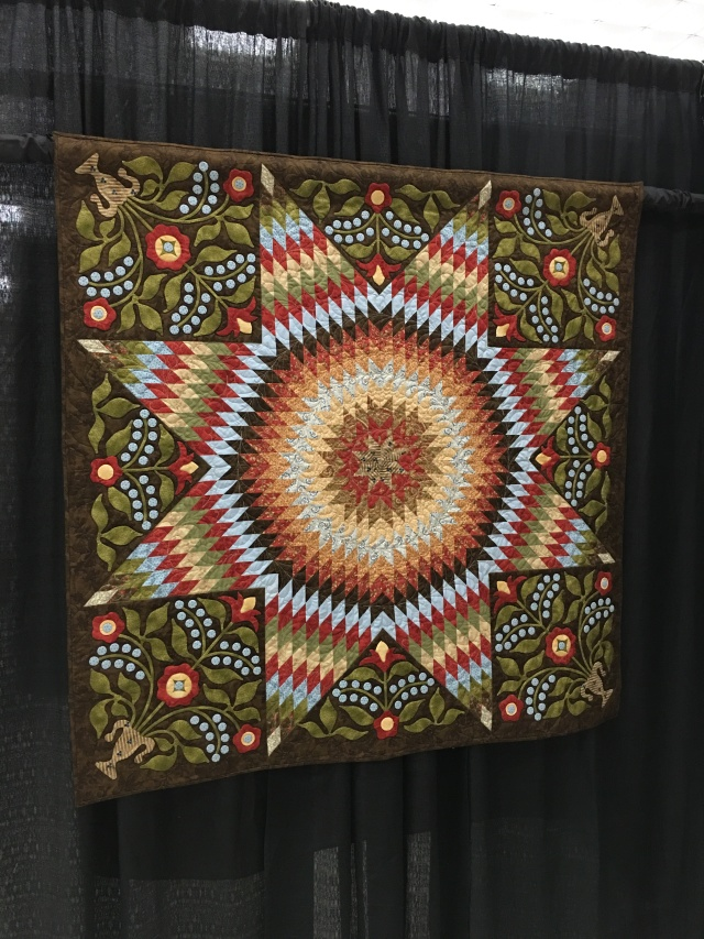 Lakeview quilt show