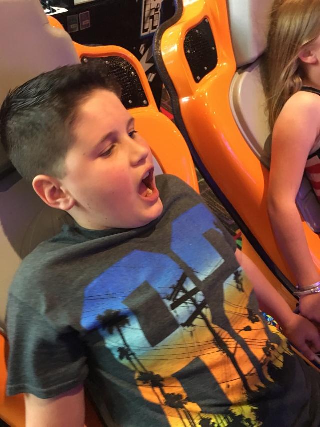 Dylan, the birthday boy