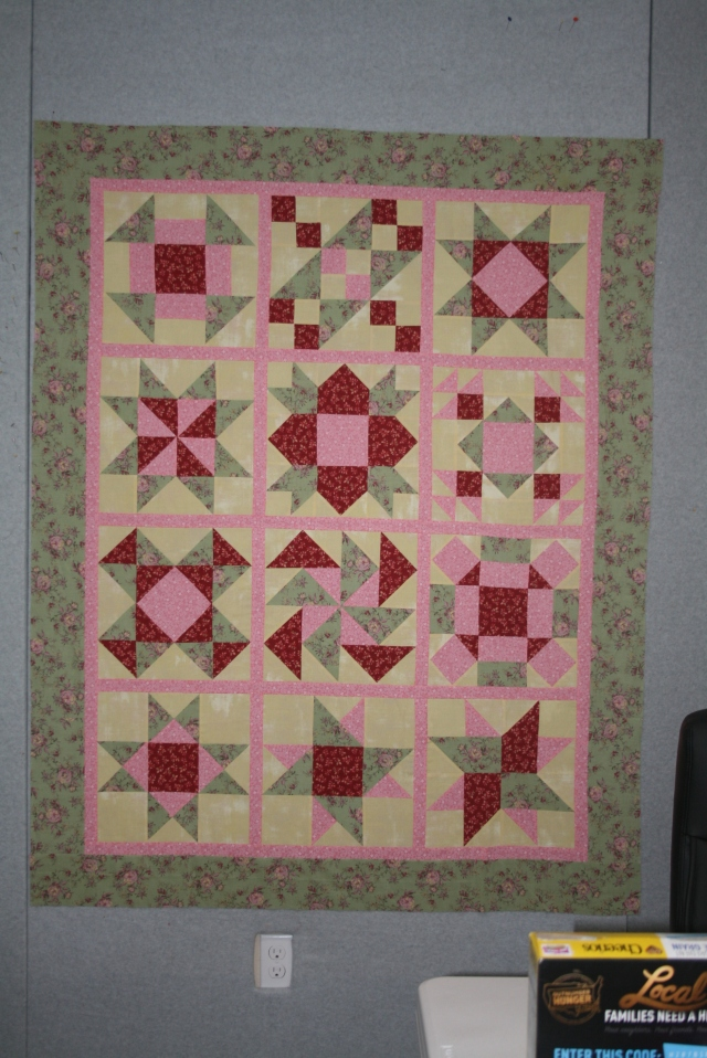 Monica's quilt