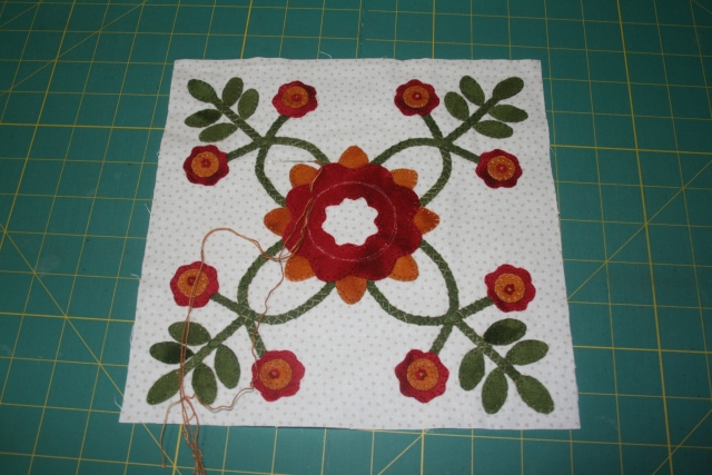 block #1 marked for thread