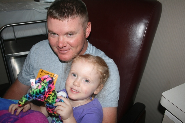 Kyle and Adley