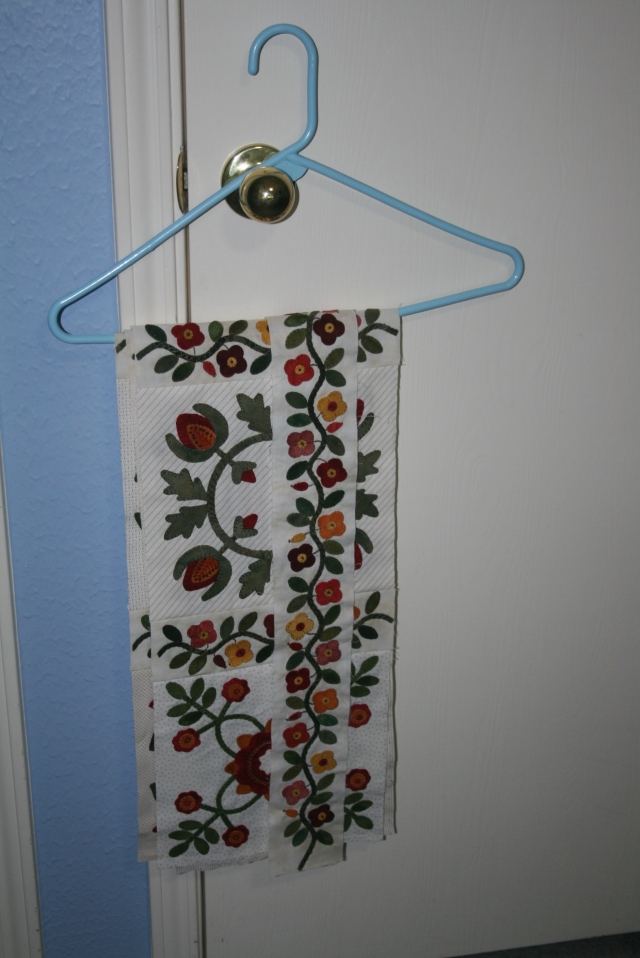hangers work well