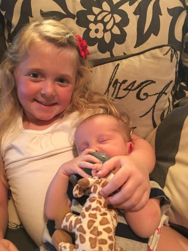 Hailey and Bennett