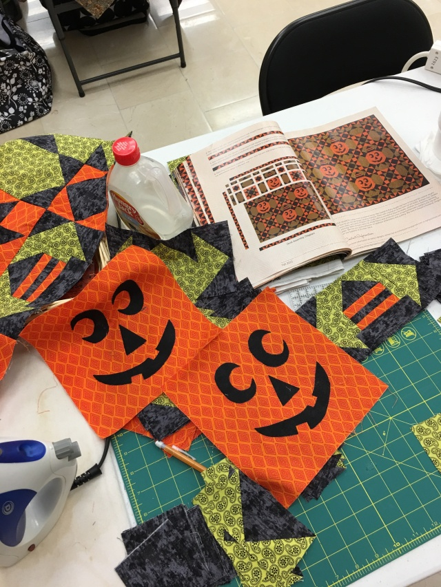 Pat's pumpkins