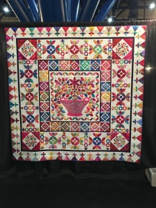 this quilt was Sylvi Sealy's - love it too!