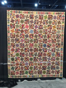 another quilt on display