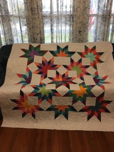 full view of the quilt