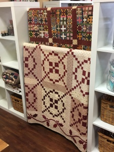 more quilts inside Temecula Quilt Co