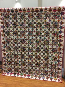 one of my all time favorite quilts is the pineapple.  I just may have to crack the whip