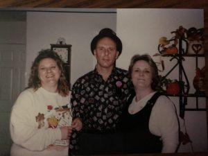Bonnie, Bennie and Billie back in 1997